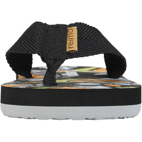 Reima Plagen Chaussures Enfant, black